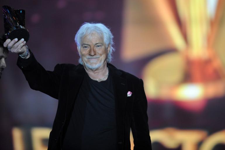 Hugues Aufray récompensé aux Victoires de la Musique 2010