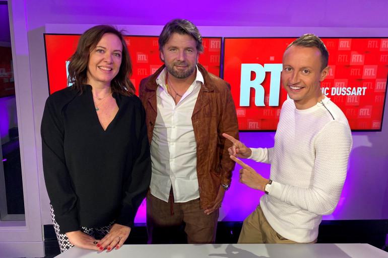 Jade, Philippe Lellouche et Eric Dussart