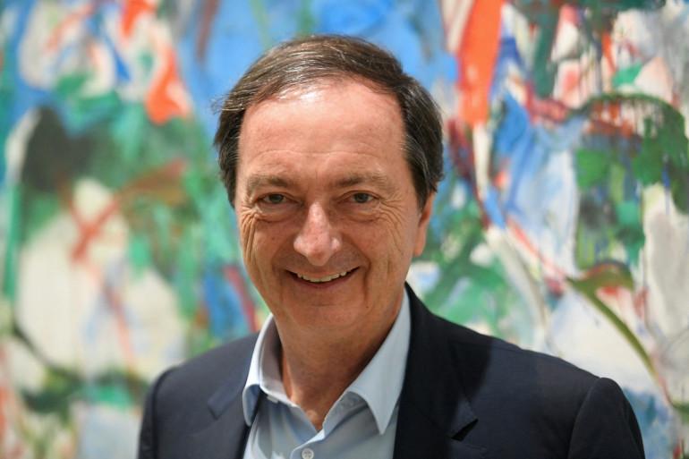 Michel-Édouard Leclerc le 18 décembre 2018.