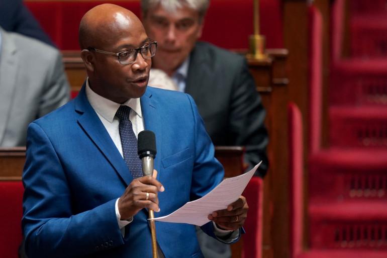 Gabriel Serville à l'Assemblée en 2019