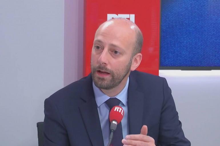 Stanislas Guerini était l'invité de RTL lundi 28 juin.