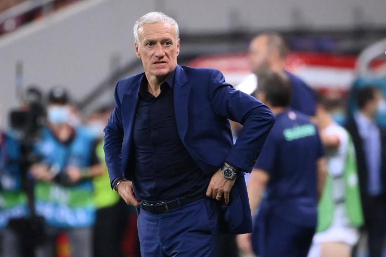 Didier Deschamps le 28 juin 2021