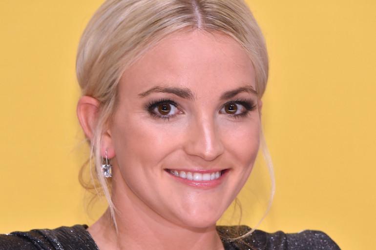 Jamie Lynn Spears en 2016 à Nashville