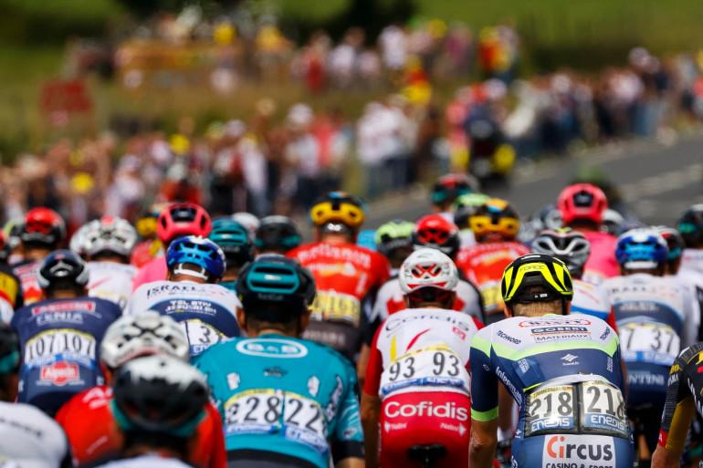 Quatrième étape du Tour de France 2021.