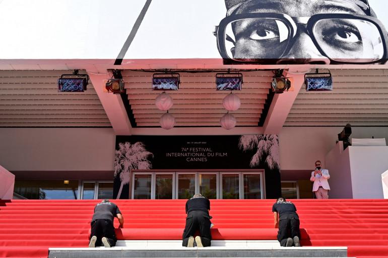 La 74e édition du Festival de Cannes se tient du 6 au 17 juillet 2021 (illustration)