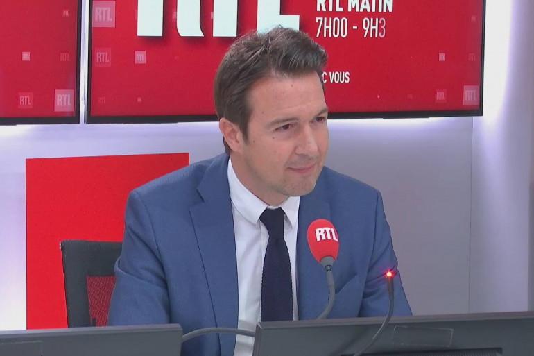 Guillaume Peltier est l'invité d'Alba Ventura