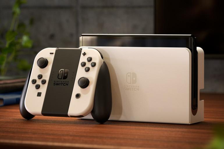 La nouvelle Nintendo Switch sera aussi disponible en blanc