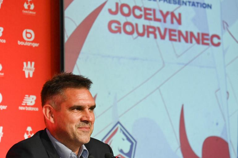 Jocelyn Gourvennec à Camphin-en-Pévèle, le 7 juillet 2021.