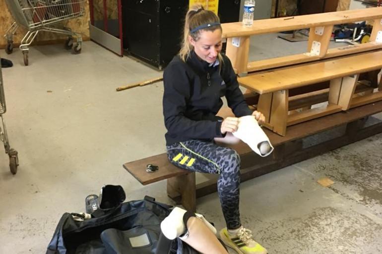 Marie-Amélie Le Fur, athlète paralympique