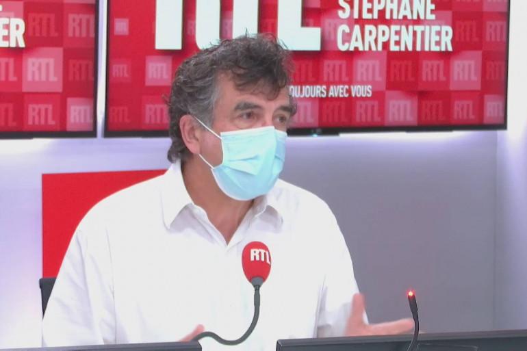 le Pr. Arnaud Fontanet est l'invité de Benjamin Sportouch à partir de 7h40