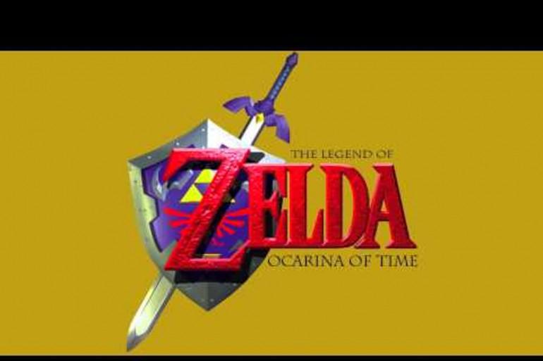 """""""The Legend of Zelda: Ocarina of Time"""" - Koji Kondo"""