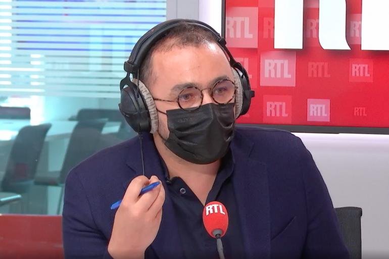 Stéphane Manigold était l'invité de RTL midi