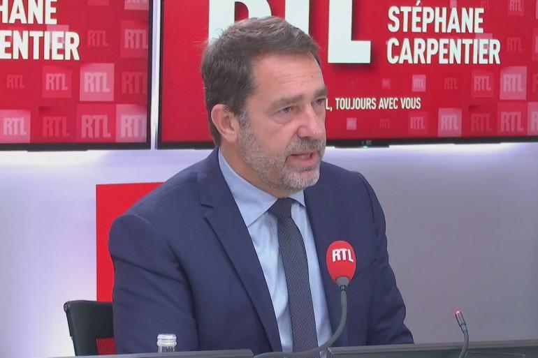Christophe Castaner était l'invité de RTL mardi 13 juillet 2021.