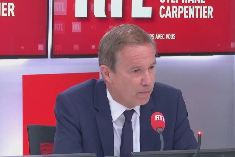 Nicolas Dupont-Aignan est l'invité d'RTL