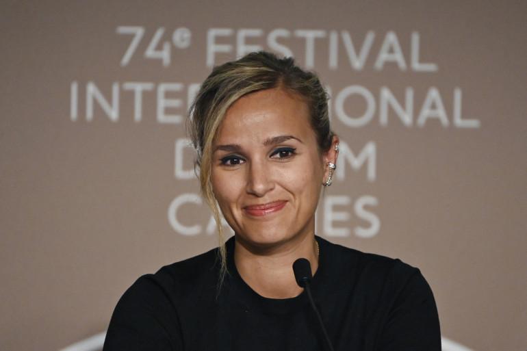 Julia Ducournau est devenue la deuxième femme à décrocher la Palme d'or à Cannes