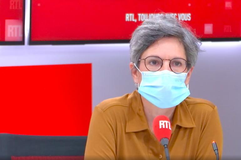 Sandrine Rousseau était l'invitée de RTL lundi 19 juillet 2021.