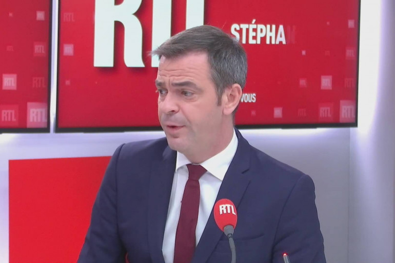 Olivier Véran est l'invité RTL de Stéphane Carpentier