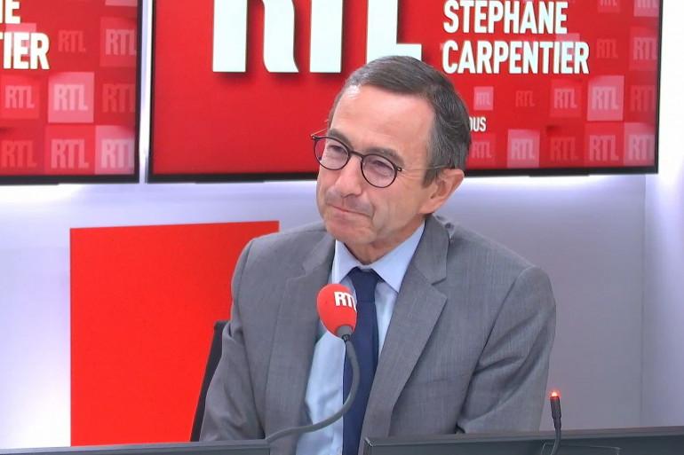 Bruno Retailleau était l'invité de RTL le mercredi 21 juillet 2021