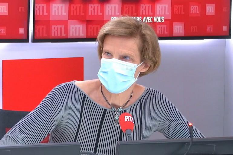 Anne-Claude Crémieux invitée de RTL le 22 juillet 2021