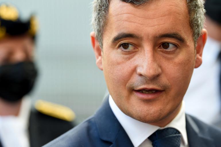 Gérald Darmanin, le 24 mai 2021
