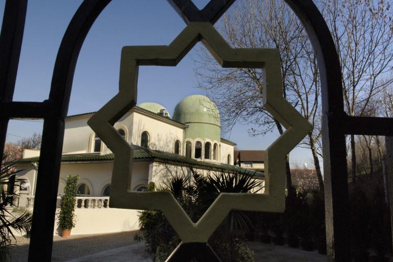 La mosquée de Bondy, en Seine-Saint-Denis.