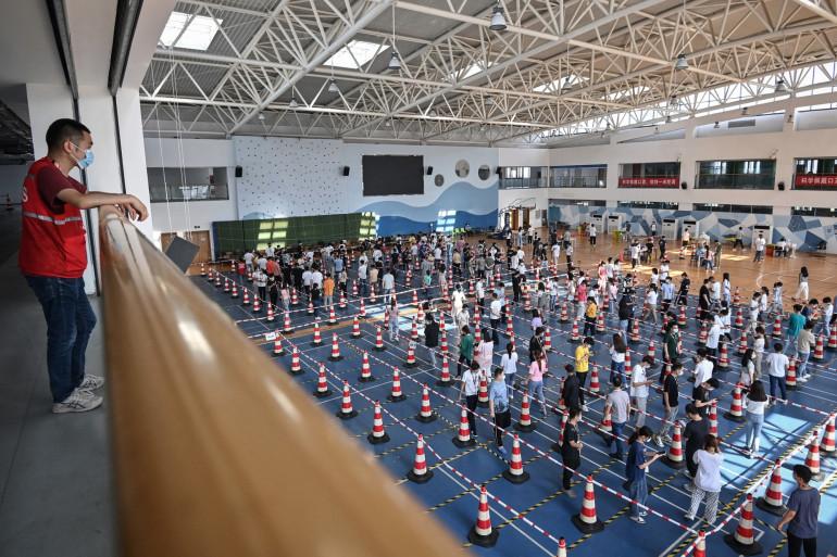 Près de 11 millions de personnes se sont fait dépister à Wuhan