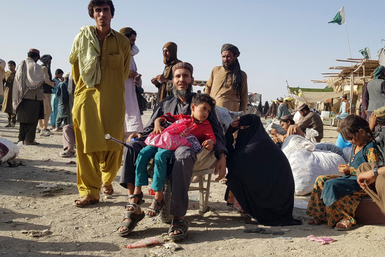 En Afghanistan, les civils attendent la réouverture de la frontière avec le Pakistan