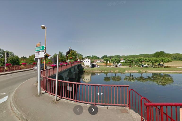Le pont de Mussidan (Dordogne)