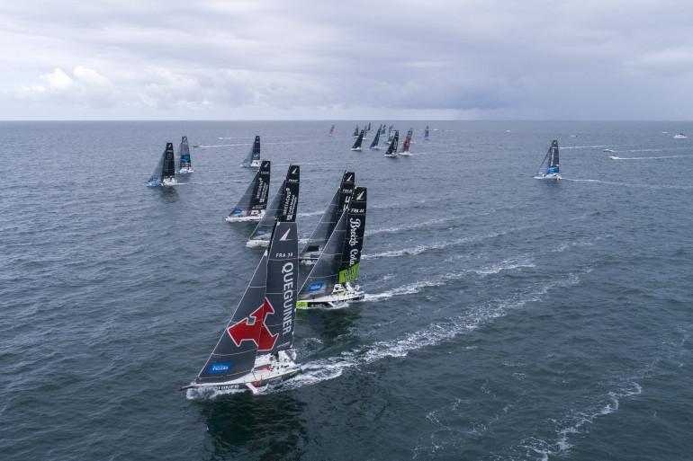 La flotte de la Solitaire du Figaro en 2020