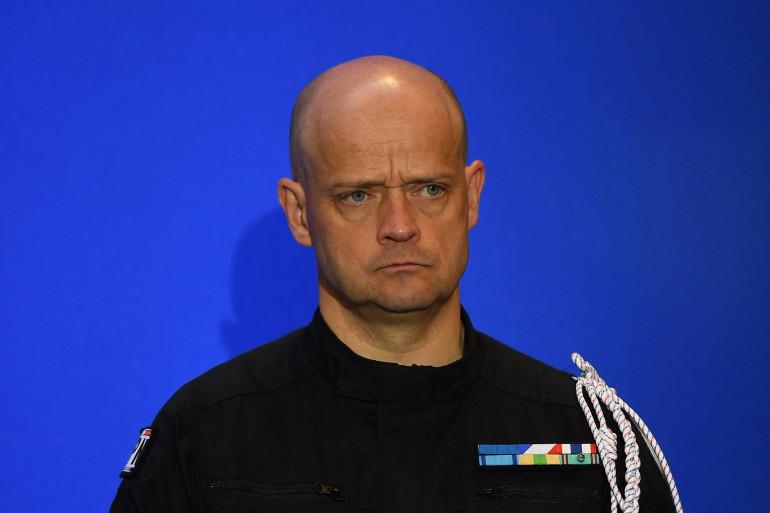 Jean-Baptiste Dulion, patron du Raid, le 4 février 2019.