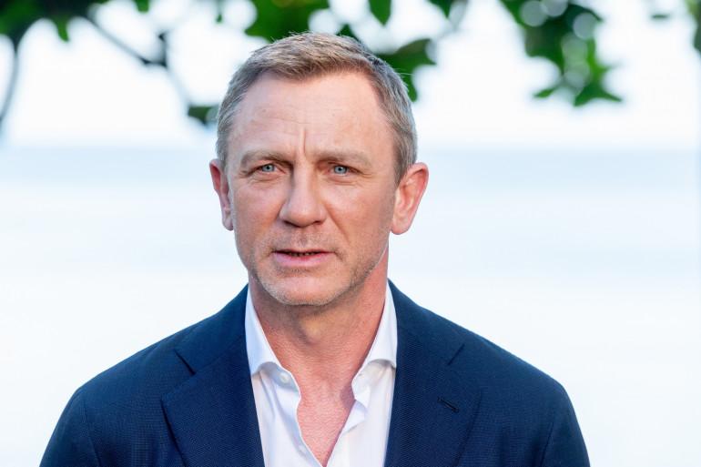 Le Britannique Daniel Craig a été l'acteur le mieux payé en 2021