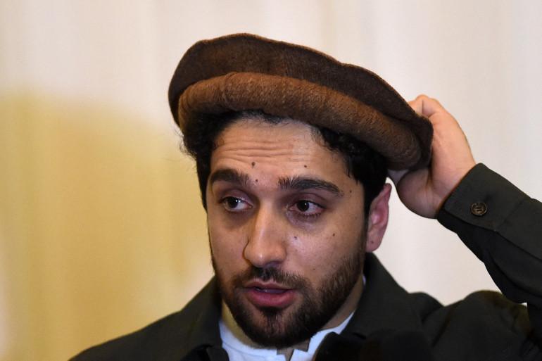 Ahmad Massoud, le 27 février 2020.