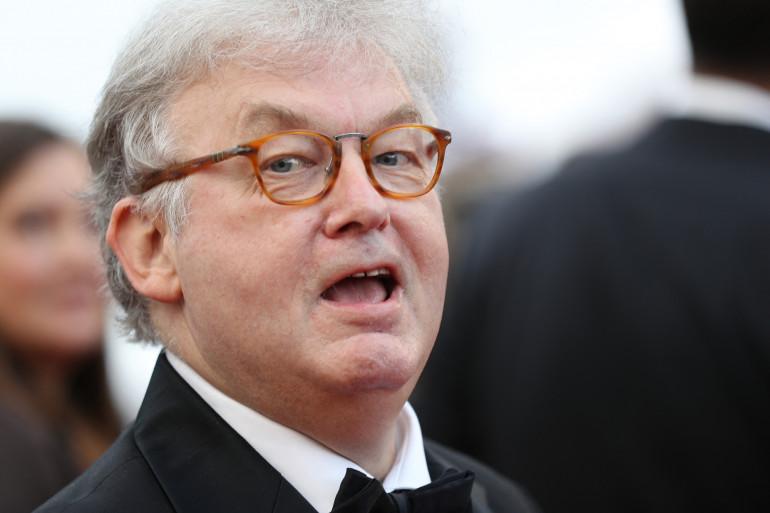 Dominique Besnehard, au festival de Cannes, en 2018