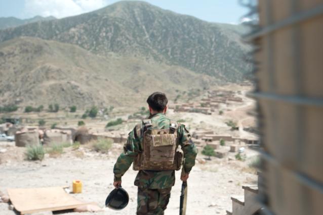 """Dimanche 22 juillet, """"Enquête Exclusive"""" vous emmène en Afghanistan, où les talibans font vivre les habitants dans la terreur."""