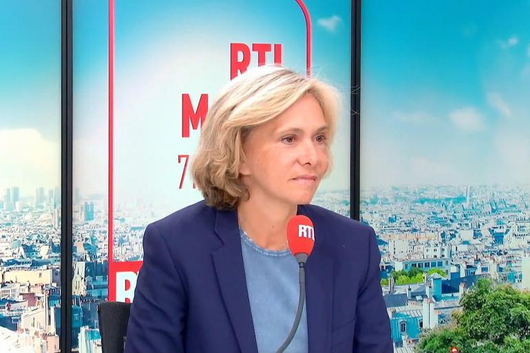 Valérie Pécresse invitée de RTL le 23 août 2021