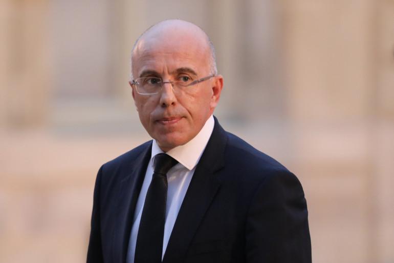 Le député des Alpes-Maritimes Éric Ciotti.