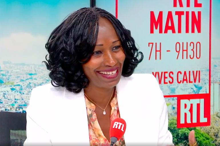 Mahi Traoré, première femme noire à devenir proviseure à Paris.