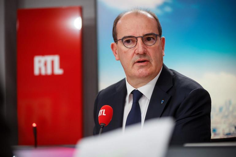 Jean Castex était l'invité de RTL le 26 août 2021
