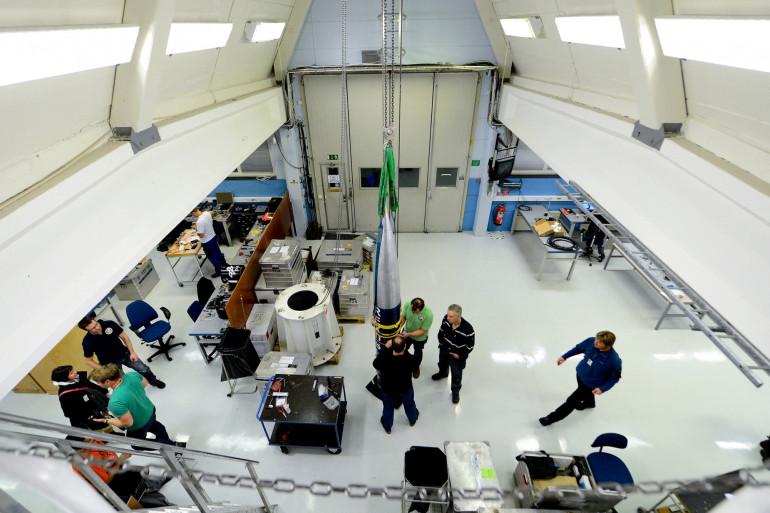 Le centre de recherches spatiales Esrange, en Suède, a été ravagé par un incendie, le 26 août 2021