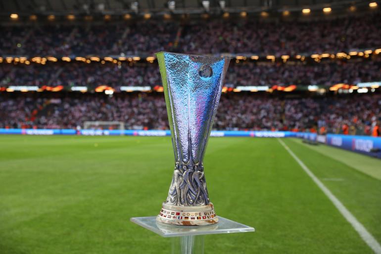 Le trophée de l'Europa League