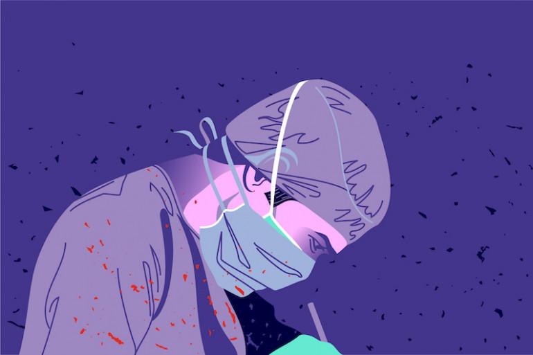 Romain Rousseau, le chirurgien qui répare les vivants