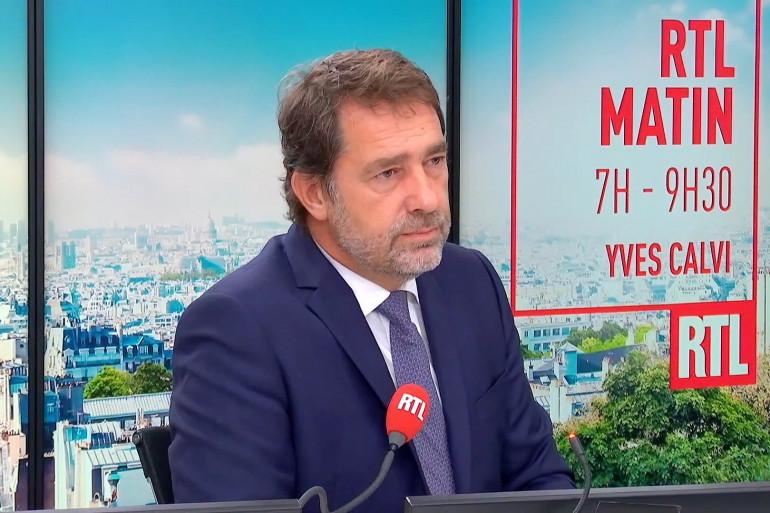 Christophe Castaner était l'invité de RTL.