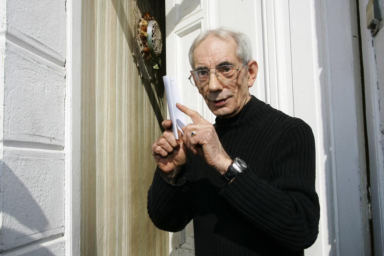 Lucien Léger était le plus ancien prisonnier de France jusqu'à sa libération dans la nuit du 3 octobre 2005