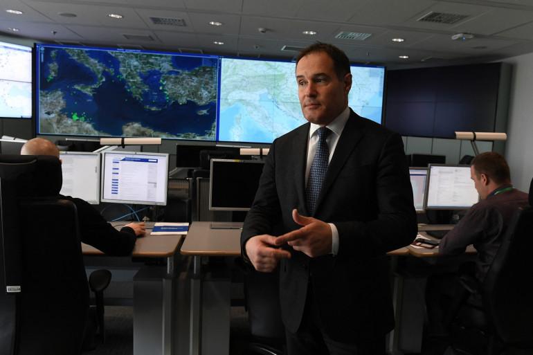 Fabrice Leggeri, le patron de Frontex