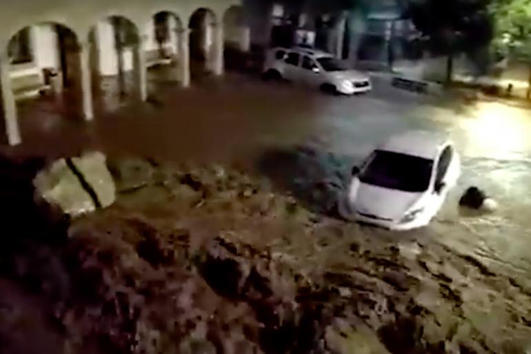 De violentes inondations ont frappé l'Espagne ce mercredi 1er septembre