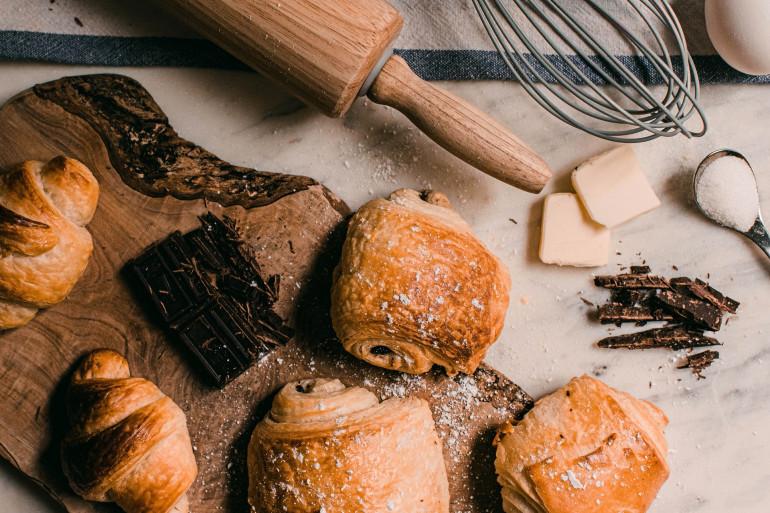 Découvrez la recette des pains aux raisins revisités de Cyril Lignac