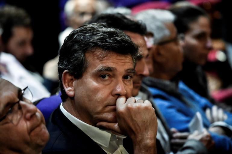 Arnaud Montebourg a annoncé sa candidature à l'élection présidentielle de 2022 ce samedi 4 septembre