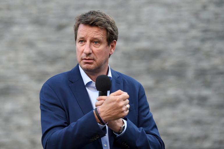 Yannick Jadot, candidat écologiste à la présidentielle 2022