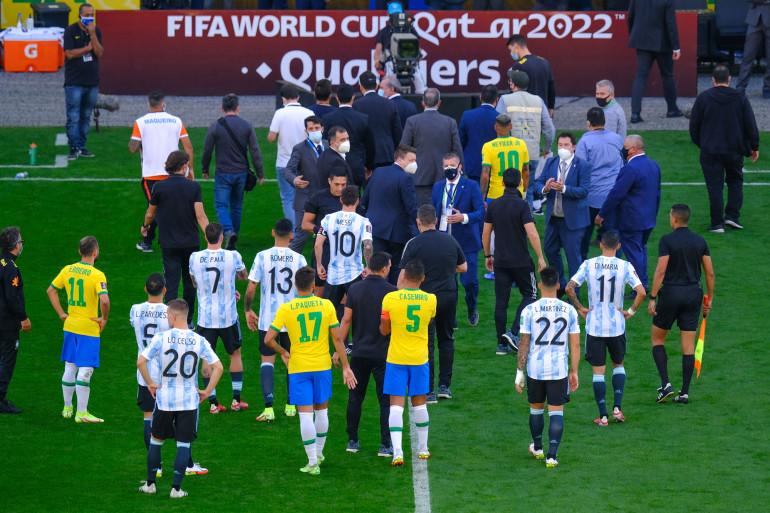 Incroyable imbroglio lors de Brésil-Argentine ce dimanche 5 septembre