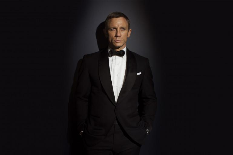 """Daniel Craig incarne James Bond depuis """" Casino Royale"""""""
